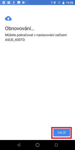 Asus Zenfone Max Pro M1 - nastavení 24