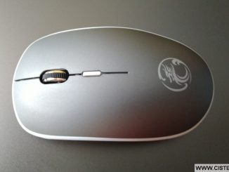 Bezdrátová myš k notebooku