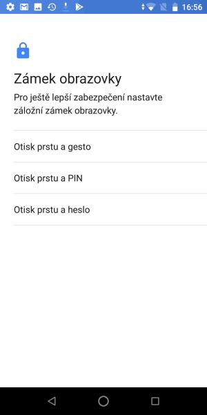Čtečka otisku prstů mobil Asus Zenfone Max pro M1 02