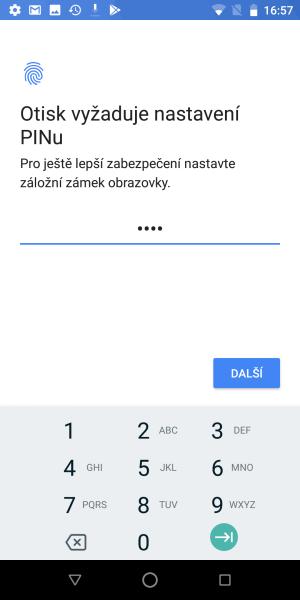 Čtečka otisku prstů mobil Asus Zenfone Max pro M1 04