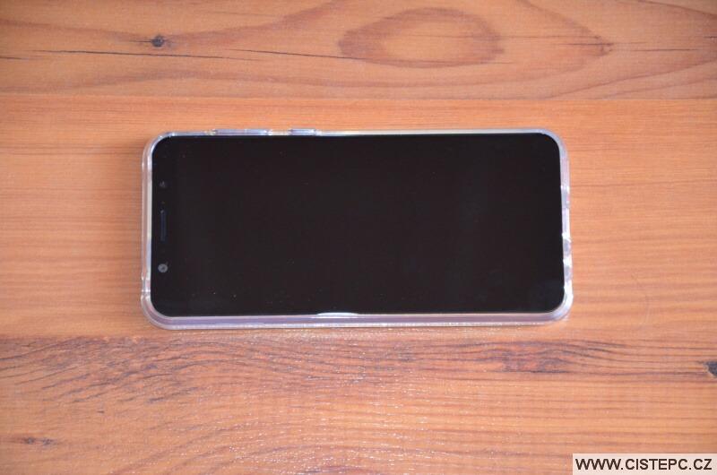Gelové pouzdro Asus Zenfone max pro m1 - 3