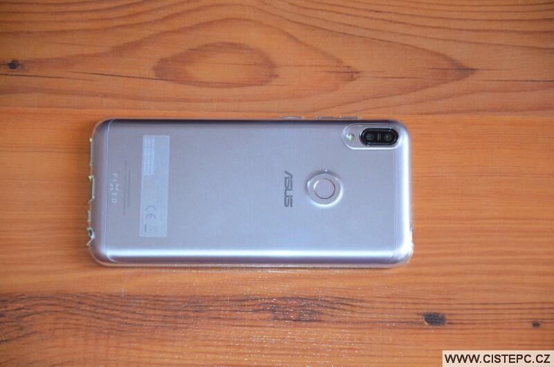 Gelové pouzdro Asus Zenfone max pro m1 - 4