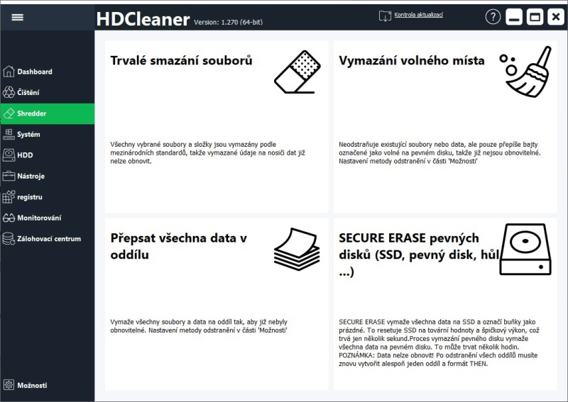 HDCleaner 06