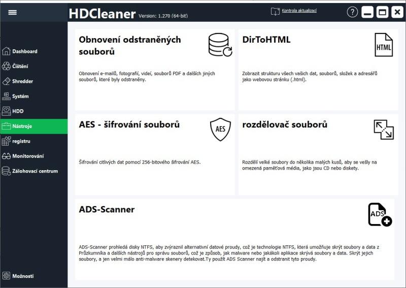 HDCleaner 09