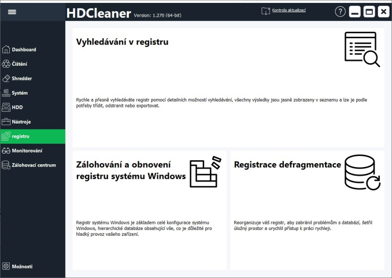 HDCleaner 10