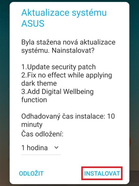 Jak aktualizovat Android 8 na verzi 9 - 11