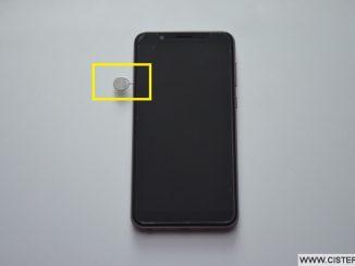 jak vložit sim kartu do mobilního telefonu Asus Zenfone Max Pro M1