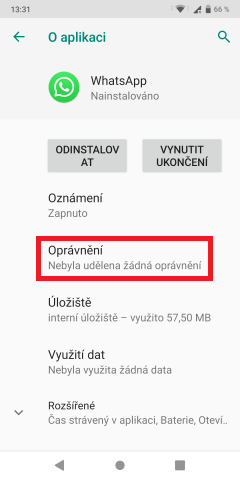 Jak nainstalovat WhatsApp do mobilu 10