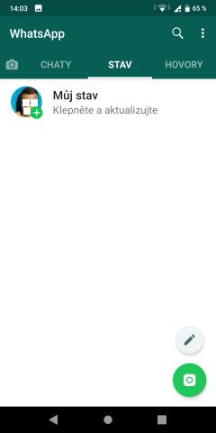 Jak nainstalovat WhatsApp do mobilu 13