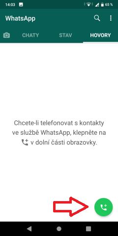 Jak nainstalovat WhatsApp do mobilu 14