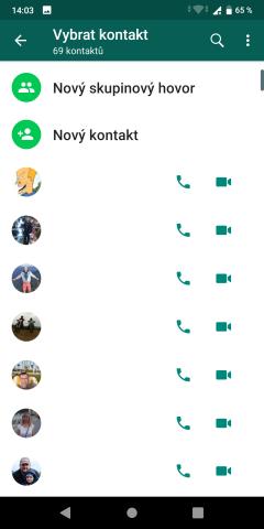 Jak nainstalovat WhatsApp do mobilu 15