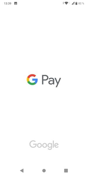 Jak platit mobilem pomocí Google Pay 07