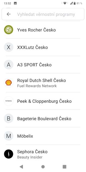 Jak platit mobilem pomocí Google Pay 15