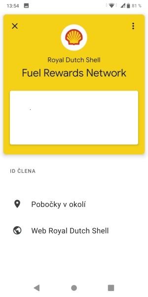 Jak platit mobilem pomocí Google Pay 18
