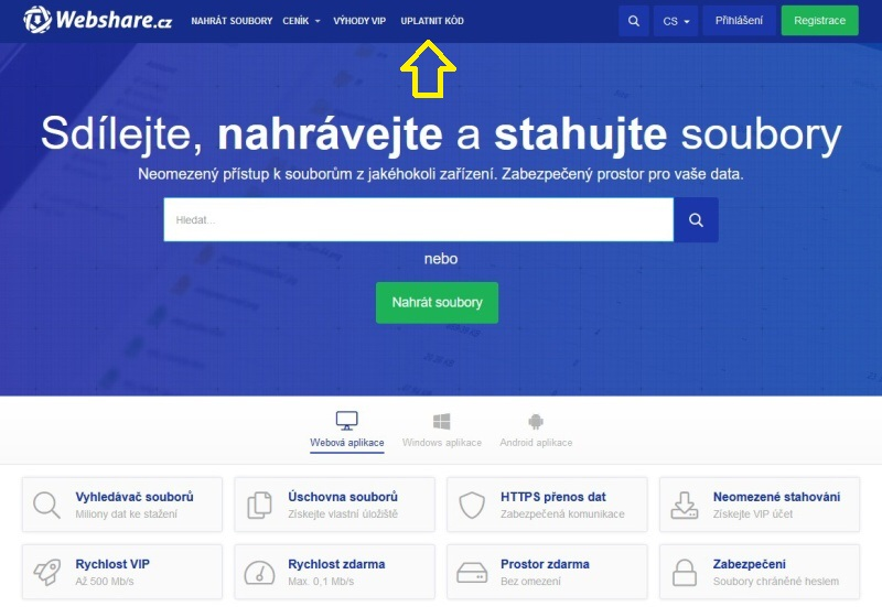 Webshare kupón 3