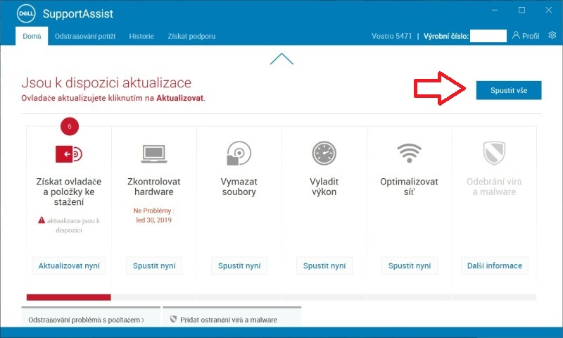 Dell Support Assist 2