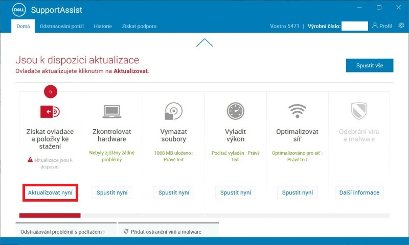 Dell Support Assist 3
