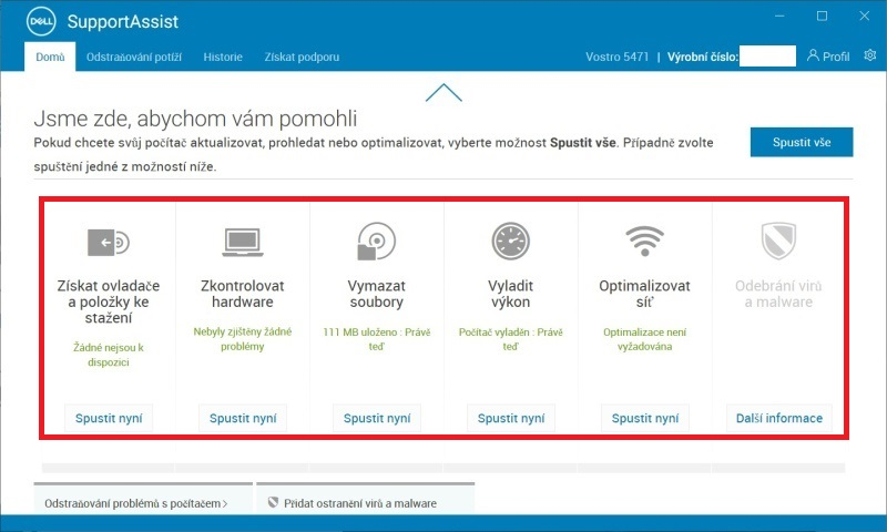 Dell Support Assist 7