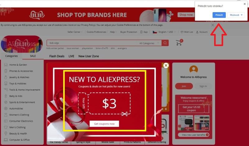Jak nakupovat na Aliexpress 10