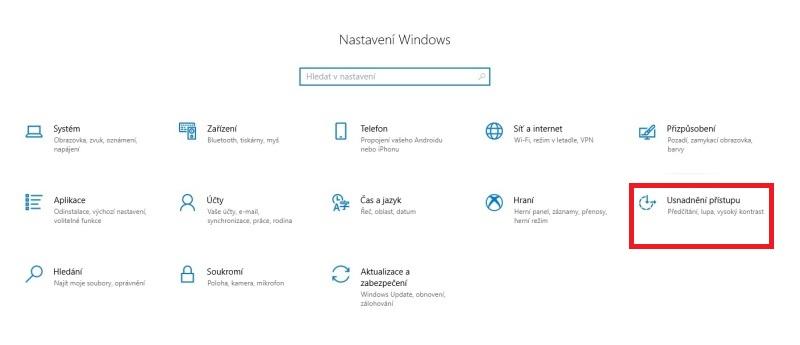 Jak zvětšit písmo na monitoru ve Windows 10