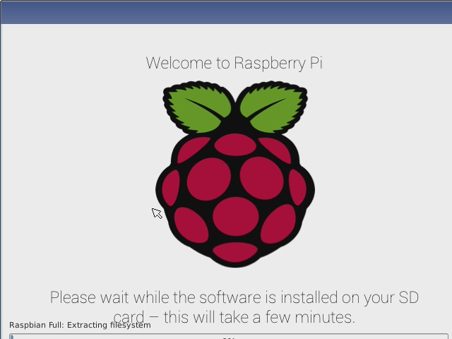 Raspberry Pi 4 - instalace Noobs OS 3