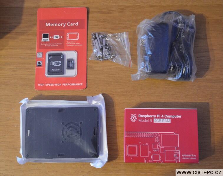 Raspberry Pi 4 Model B 4GB 02