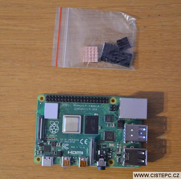 Raspberry Pi 4 Model B 4GB 04