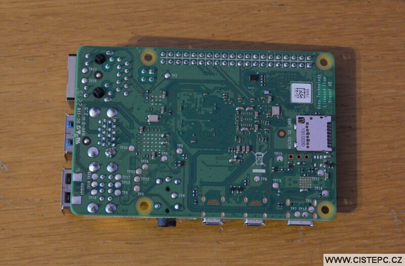 Raspberry Pi 4 Model B 4GB 08