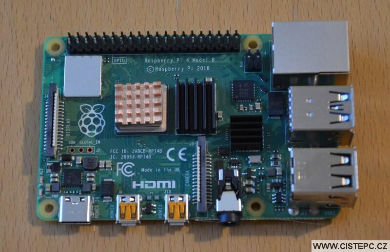 Raspberry Pi 4 Model B 4GB 11