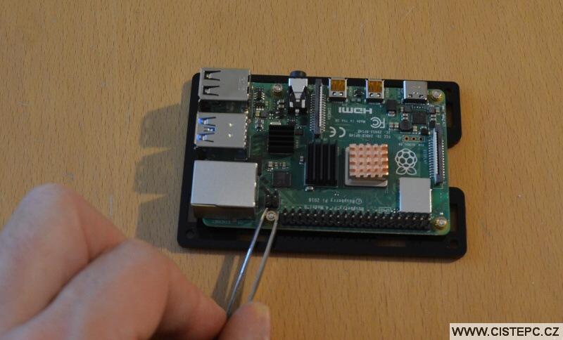 Raspberry Pi 4 Model B 4GB 12
