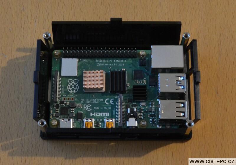 Raspberry Pi 4 Model B 4GB 13