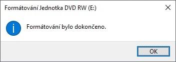 Formát CD ve Windows 10 - 6