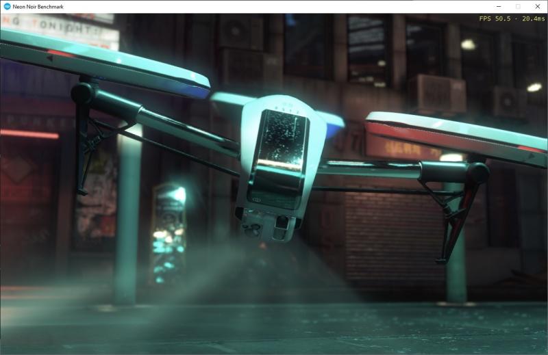 Neon Noir Ray Tracing Benchmark 8