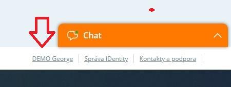 George internetové bankovnictví Česká spořitelna 3