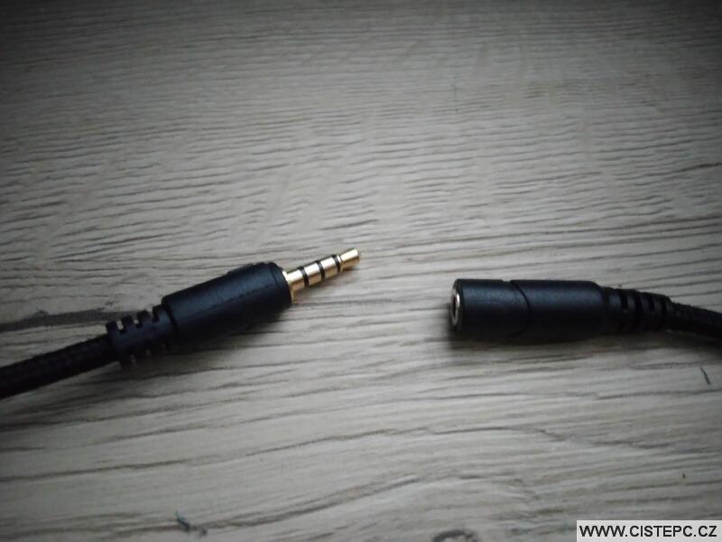 Konektor od sluchátek