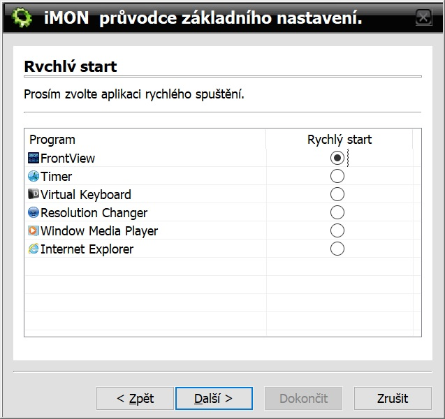 Imon manager 2