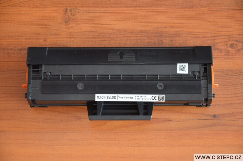 Jak vyměnit toner v tiskárně 2