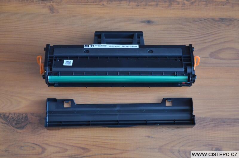 Jak vyměnit toner v tiskárně 4
