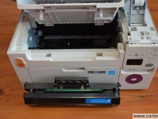 Jak vyměnit toner v tiskárně 7