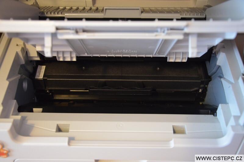 Jak vyměnit toner v tiskárně 10