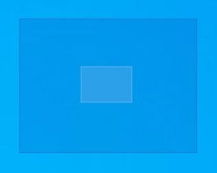 Neviditelná složka na ploše Windows 10