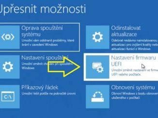 Jak se dostat do BIOSu ve Windows 10 - 4