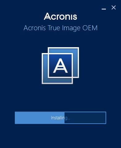 Acronis True Image OEM