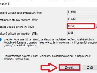 Jak rozdělit pevný disk v počítači 3