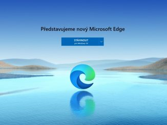 Nový Microsoft Edge