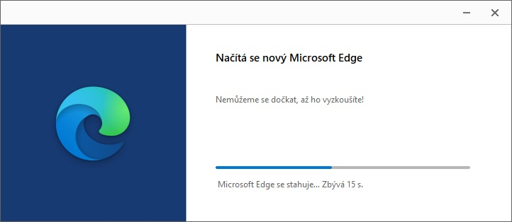 Nový Microsoft Edge 3