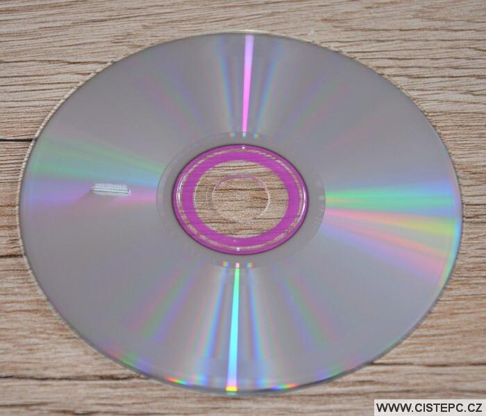 Čistící CD