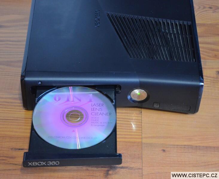 Čistící CD - Xbox 360