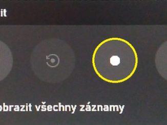 Nahrávání obrazovky pc ve Windows 10 - 2