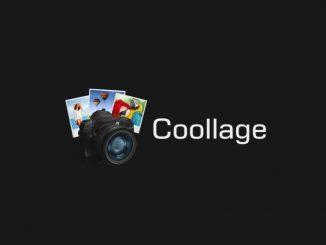 Coollage aplikace
